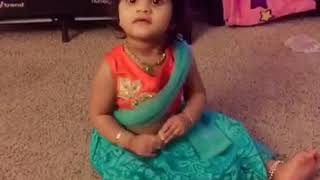 Rangamma Mangamma Video dance by isha baby