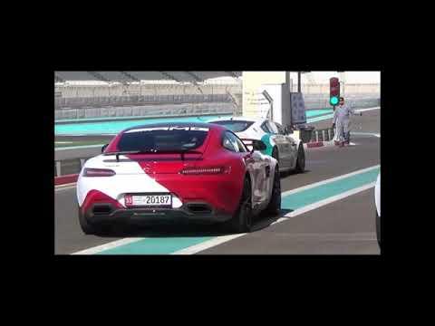 Car Spotting In Abu Dhabi!!!