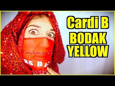 Cardi B - Bodak Yellow [OFFICIAL MUSIC VIDEO] - MIRANDA SINGS