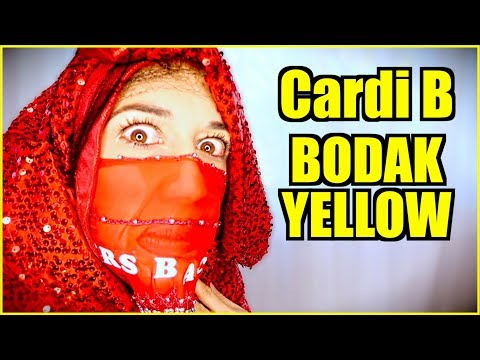 Cardi B - Bodak Yellow [OFFICIAL MUSIC VIDEO] - MIRANDA SINGS