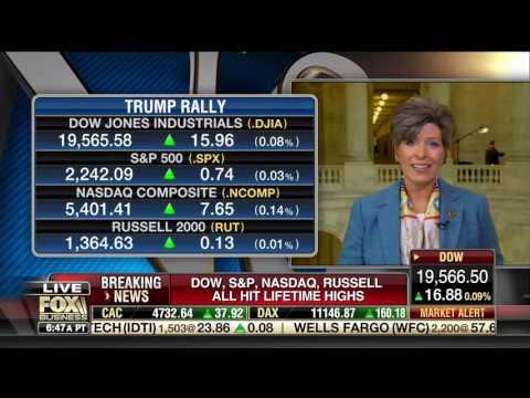 """Sen. Joni Ernst Joins """"Varney & Co."""" On Fox Business Network"""