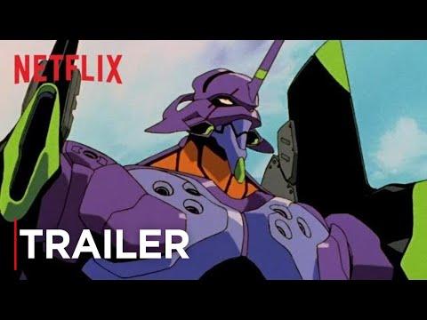 Neon Genesis Evangelion | Tráiler oficial [HD] | Netflix