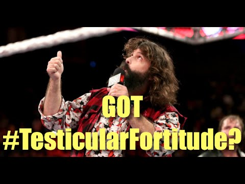 Testicular Fortitude Definition