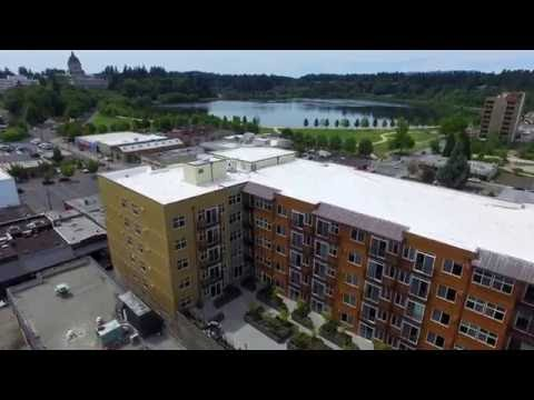 Olympia's Newest Urban Apartment Project - Now Leasing!