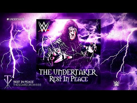 WWE The UnderTaker New Music & Theme Song ''Rest In Peace Full'' V2 [ 2018 ] HD