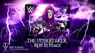 WWE The UnderTaker New Music & Theme Song