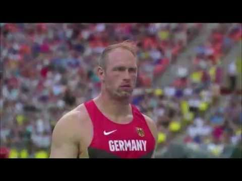 Robert Harting - Here Comes The Boom