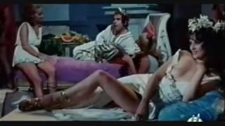 """Femi Benussi in """"Poppea una prostituta al servizio dell' Impero"""""""