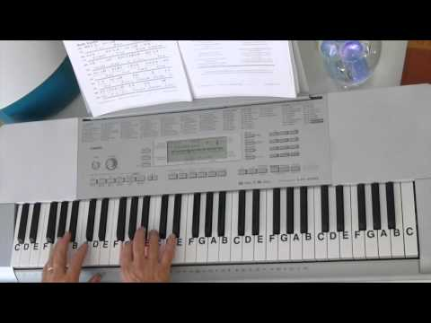 How To Play ~ A Time For Us ~ Romeo and Juliet Theme ~ LetterNotePlayer ©