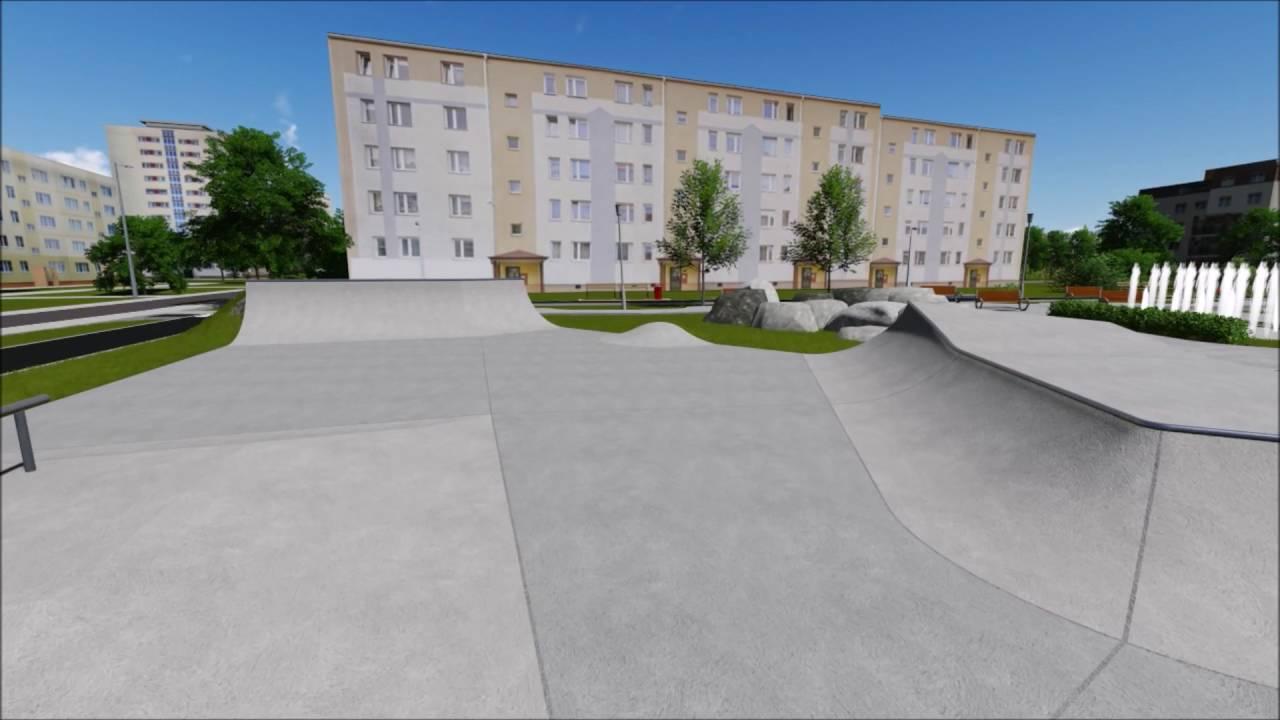 Przemyśl skatepark - rozbudowa.