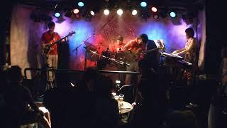 Gig at Akasaka-Tenjiku, Tokyo. Happy birthday ! Tatackey!