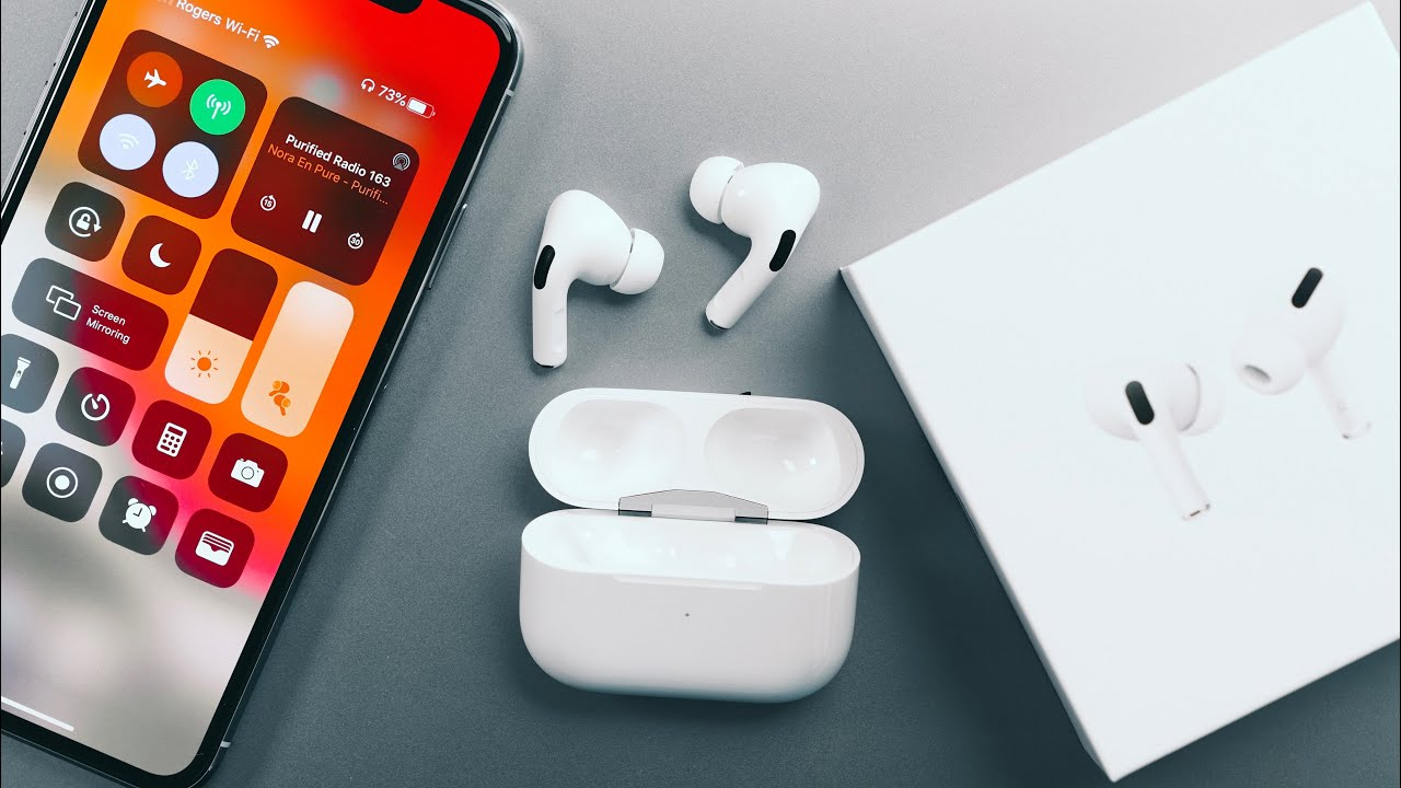 airpods pro unboxing and setup youtube. Black Bedroom Furniture Sets. Home Design Ideas