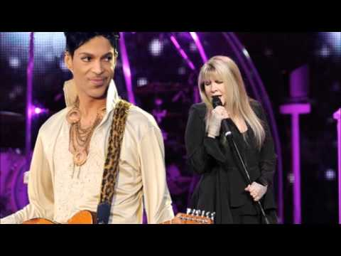 Stevie Nicks vs Prince-Stand back Corvette(DJ dark Kent mashup)