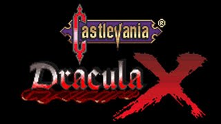 Castlevania: Dracula X - Tentando fazer os 3 finais