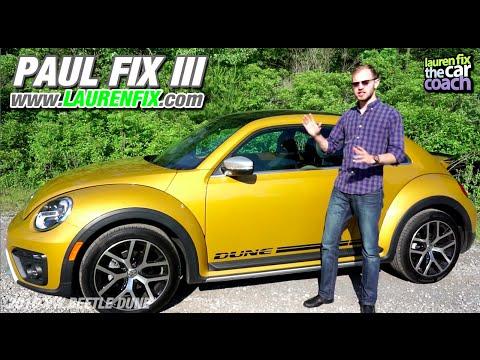 2016 VW Beetle Dune Car Review by Paul Fix III