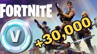 SO I GET 30,000 PAVOS IN FORTNITE HOW TO GET PAVOS #1 SAVE THE WORLD