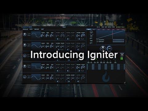 Igniter - Complex Vehicle Sound Design. Simplified.