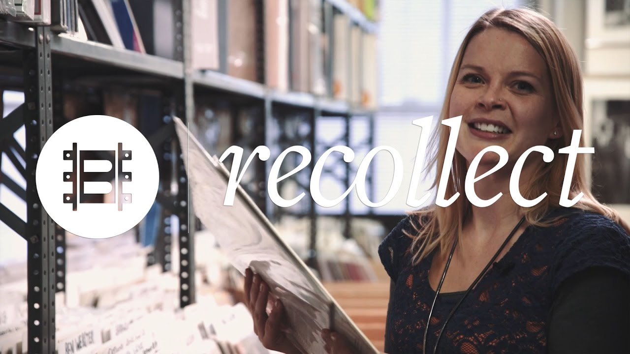 RECOLLECT featuring BRIA SKONBERG