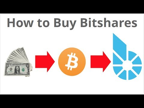 How to Buy Bitshares with Bitcoin  (Newbie Friendly)