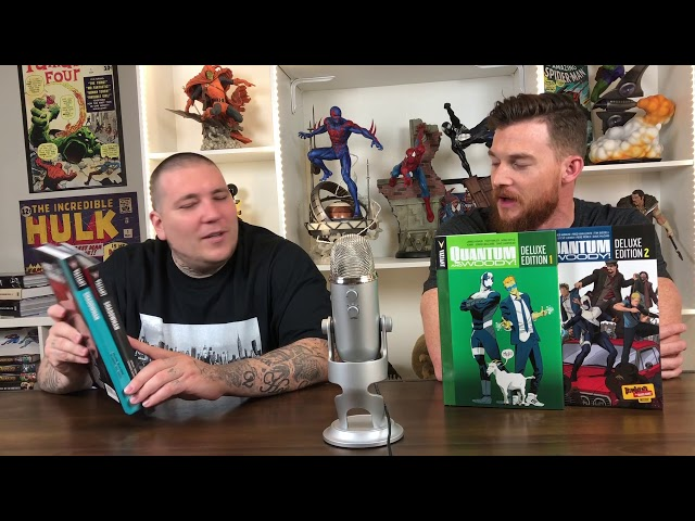 VALIANT Deluxe Edition Read Through: Act 1 Part 3