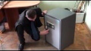 Як відкрити сейф з електронним замком !! Kāi zhōngguó ānquán Частина 3