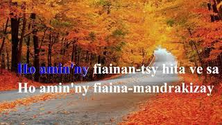 MANAOVA NY METY - Antsa an'i Kristy - Instrumental