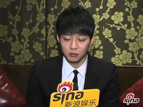 [Sina] 130111 Yuchun Beijing Media Day - Sina Exclusive Interview (유천,ユチョン)