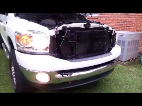 2002 - 2008 Dodge Ram Headlight Adjustment: No Useless Commentary Just How To