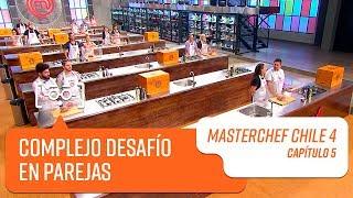 Capítulo 5   MasterChef Chile 4