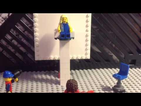 LEGO parodi av Tusen år till julafton julkalender 2015  MAJE