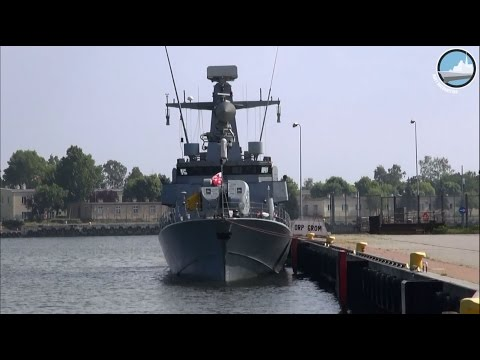 Balt Military Expo 2016, Gdansk, Poland - Part 1 - SIGMA class & Orka Submarine Contenders