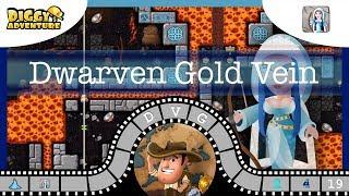 [~Skadi~] #19 Dwarven Gold Vein - Diggy