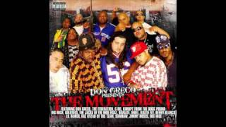 Put It In My Pocket (Don Greco, Lil Raider, Goldtoes & Berner) The Movement -Track#9