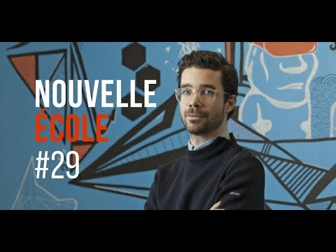 #29 - ALBAN DENOYEL : SCULPTER LE FUTUR