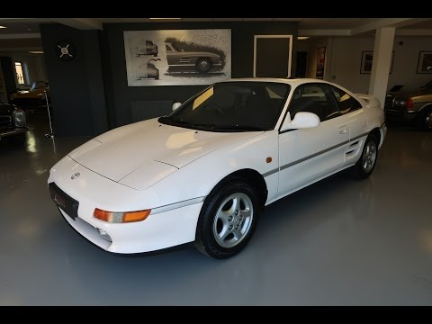 SOLD - 1991 Toyota MR2 GT 2 0 Coupe 32,000 miles 1 OWNER For Sale in Louth Lincolnshire 2