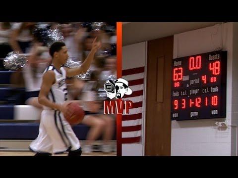 MVP Talks with ... Joey Wallace (Immaculate High School Basketball Star)
