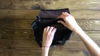Empirebag видео-обзор МЕССЕНДЖЕР TIDING BAG M38 8136A