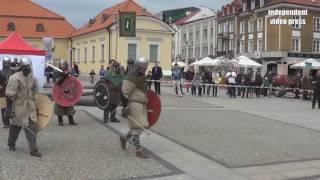 Walki rycerzy o dorodną dziewkę! Winland i Trzaskawica - 10.05.2015, Białystok