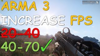 ARMA 3 BOOST FPS GUIDE