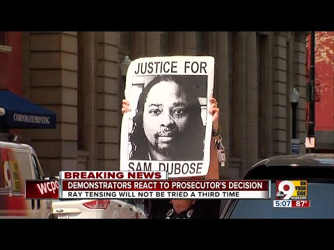 After Deters decision on Tensing case, calls for justice system to change