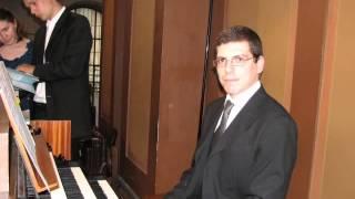 F. Mendelssohn - Sonate in f-moll Op. 65. Nr. 1 - I Allegro moderato e serioso