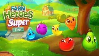 Farm Heroes Super Saga Android Gameplay #DroidCheatGaming screenshot 1