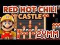 Super Mario Maker [2YMM] - Red Hot Chili Castle [#8]
