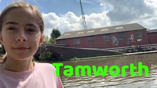 A Spring cruise through Tamworth - Narrowboat Girl