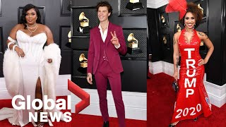 Grammy Awards 2020: Red carpet fashion highlights
