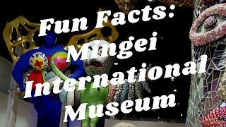 Balboa Park to You - Fun Facts: Mingei International Museum