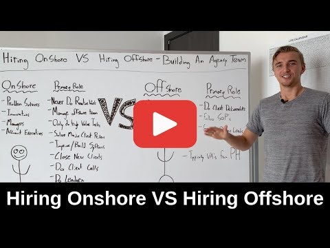 Hiring Onshore VS Hiring Offshore