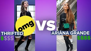 I Recreated An Ariana Grande Outfit For $20