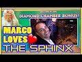 MARCO 💗's The Sphinx 4D Slot Machine ⭐HUGE WIN⭐ Slot Machine Pokies w Brian Christopher