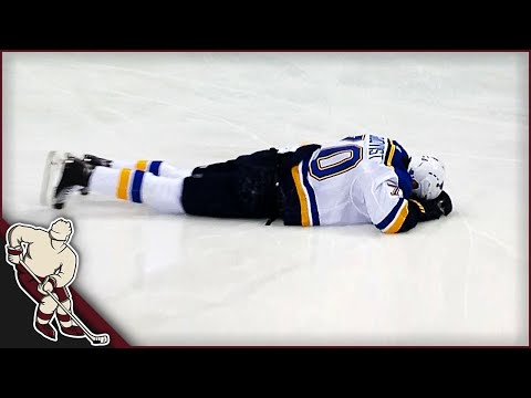 NHL: Suspensions [Part 2]